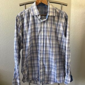 English Laundry Button Up Top